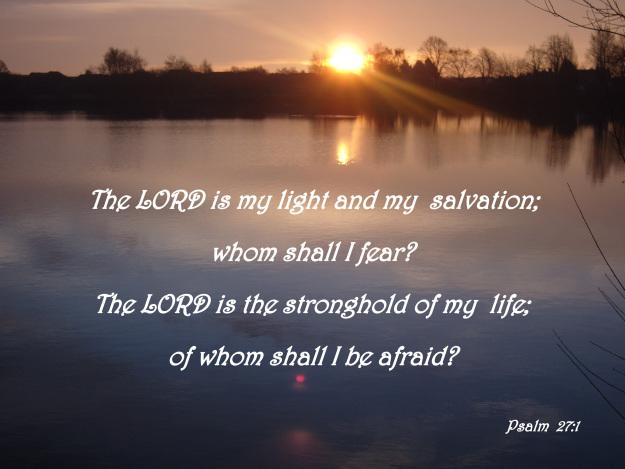Psalm 27:1
